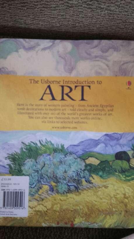 Imagen producto Libro de arte en ingles 3