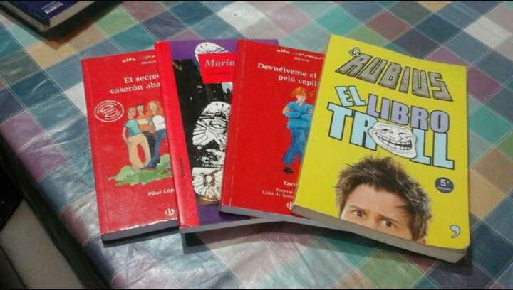 Imagen Libros educativos