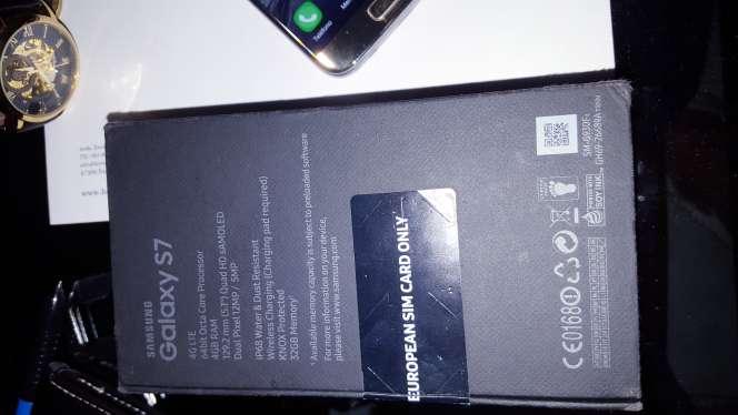 Imagen producto Samsung Galaxy S7 6