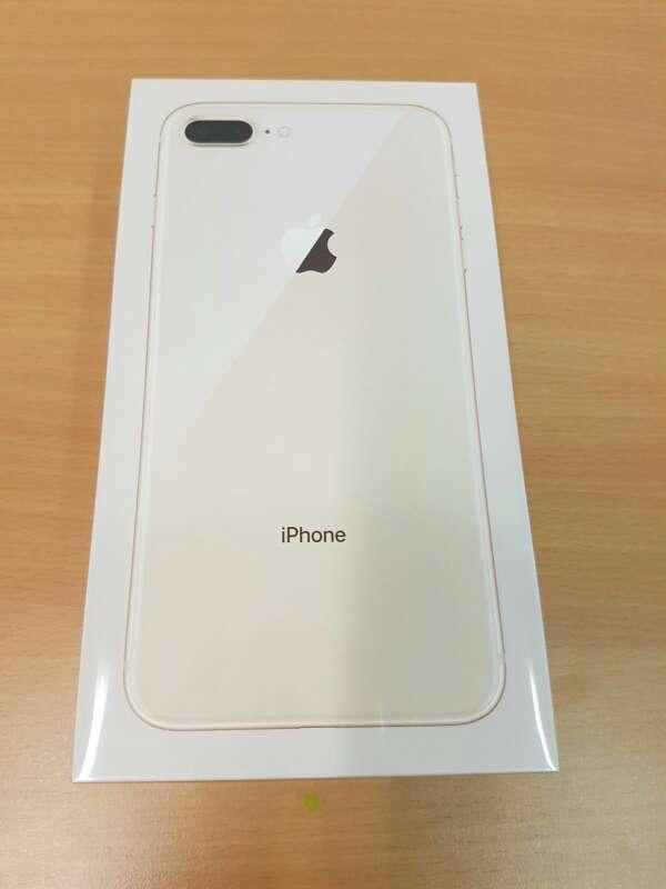 Imagen Apple iPhone 8 Plus 256GB nuevo