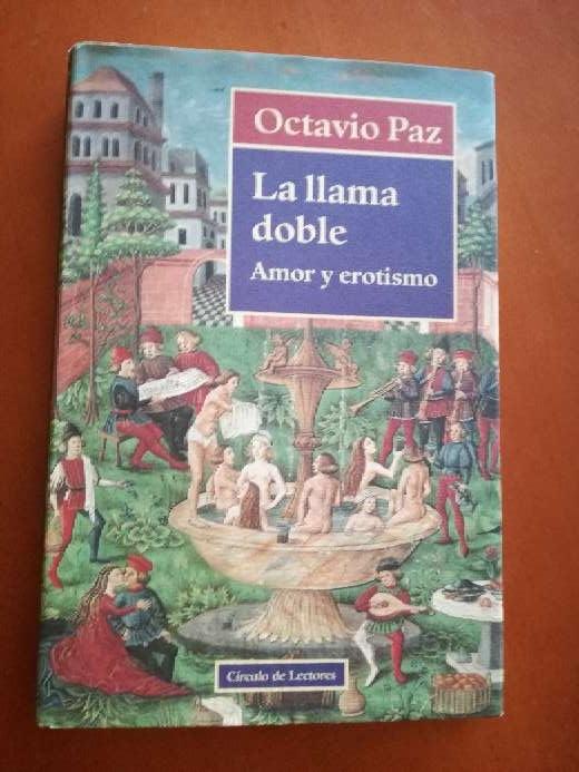 Imagen La llama doble, Octavio Paz