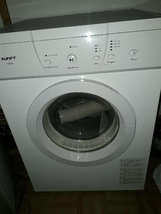 Imagen secadora nueva 6 kilos