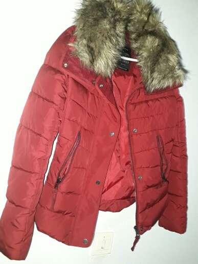 Imagen chaqueta bershka