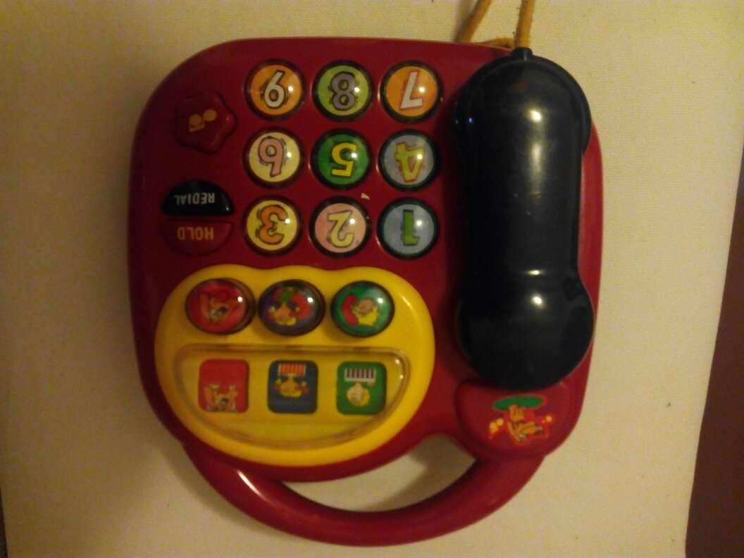Imagen Teléfono infantil