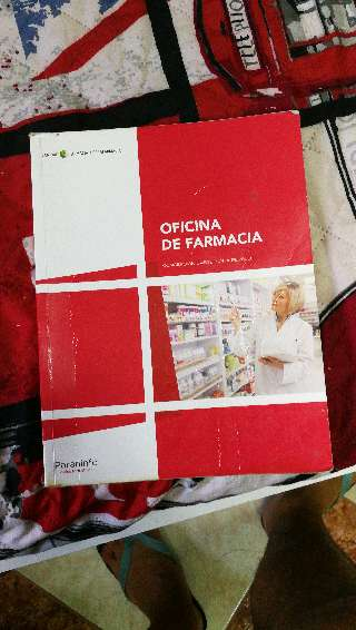 Imagen Libro oficina de farmacia segundo de farmacia y Parafarmacia