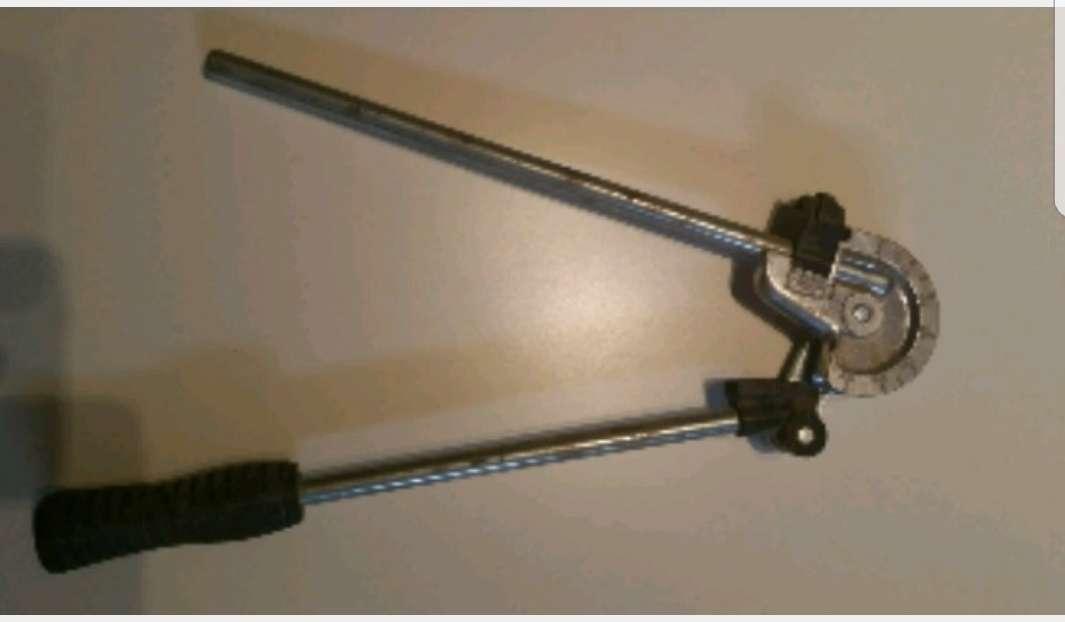 Imagen Curvadora Marca Super Ego  12mm