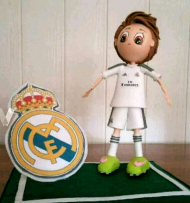 Imagen producto Fofucho Real Madrid 1