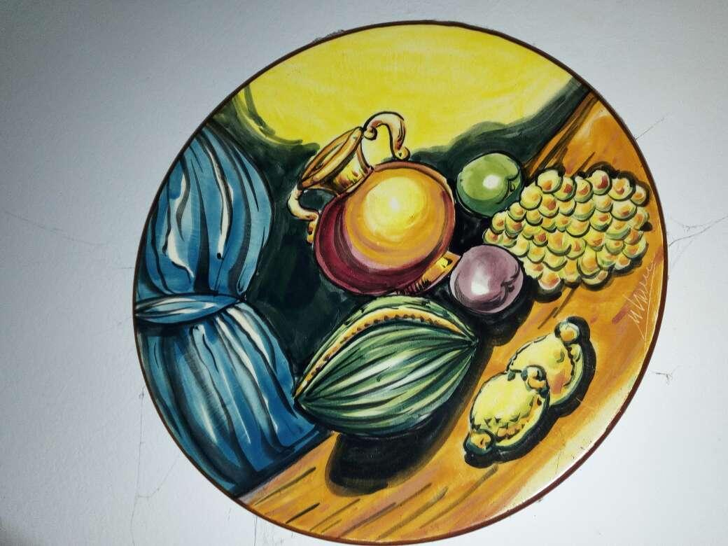 Imagen producto Platos decoración de cerámica 2