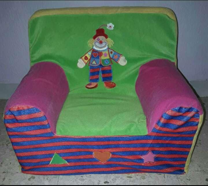 Imagen sillon para niños