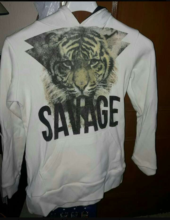 Imagen sudadera tigre