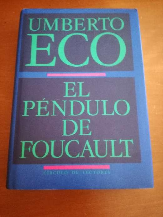 Imagen El péndulo de Foucault, Umberto Eco
