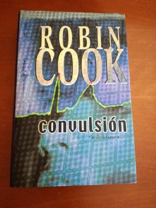 Imagen Convulsión, Robin Cook