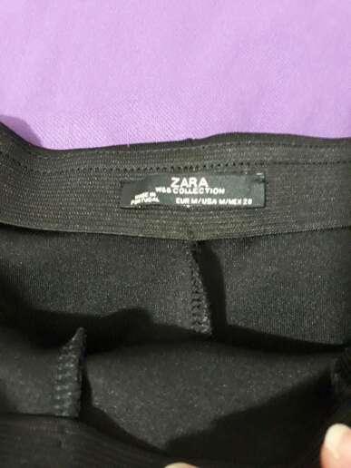 Imagen producto Mini falda de Zara 2