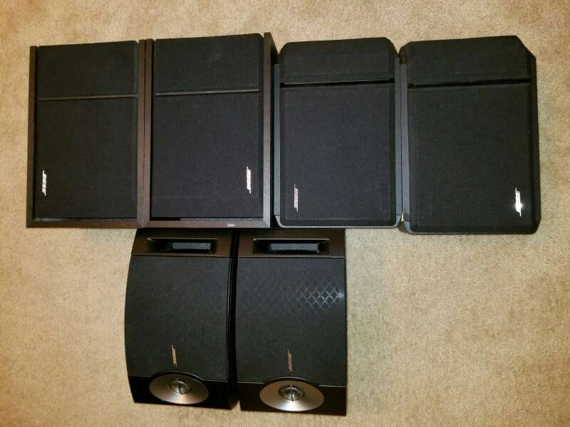 Imagen producto Bosé speakers 4