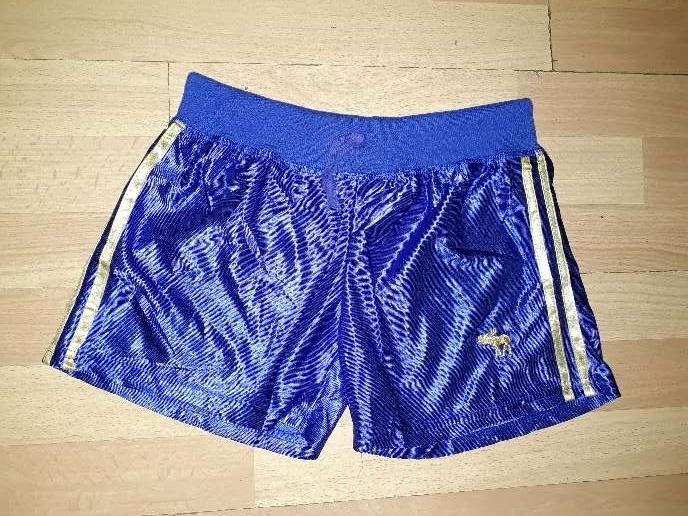 Imagen short azul sport