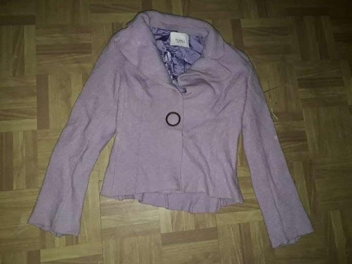 Imagen chaqueta de chica