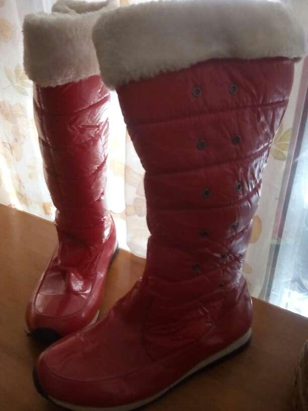Imagen botas de nieve