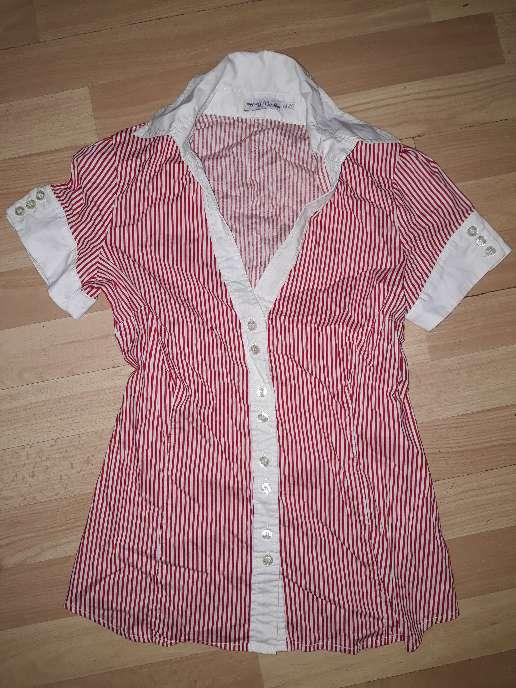 Imagen camisa de rayas chica