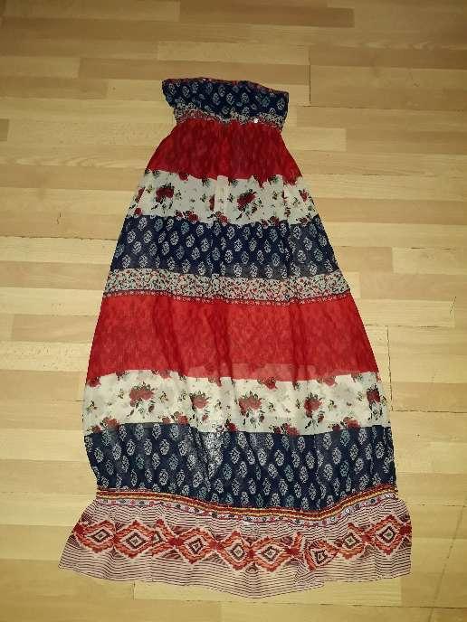 Imagen vestido bershka