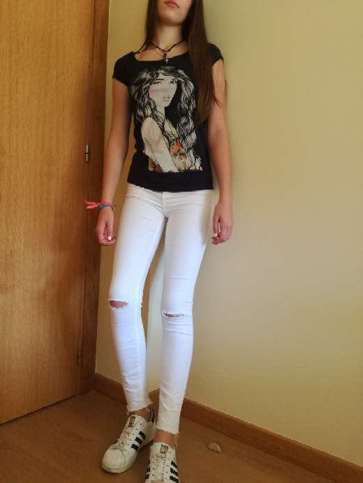Imagen Camiseta Stradivarius