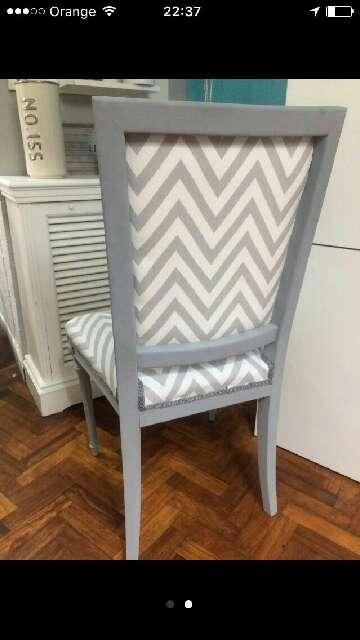 Imagen producto Preciosa silla estilo shabby chic  2
