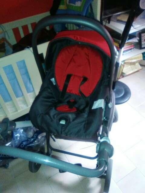 Imagen producto Carro 3 piezas Rojo  2