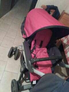 Imagen producto Carro 3 piezas Rojo  5