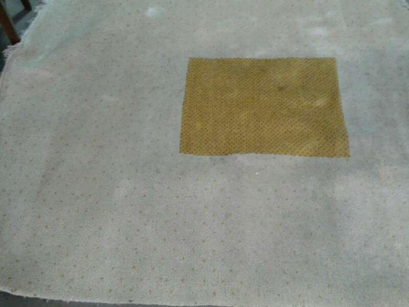 Imagen alfombra lana