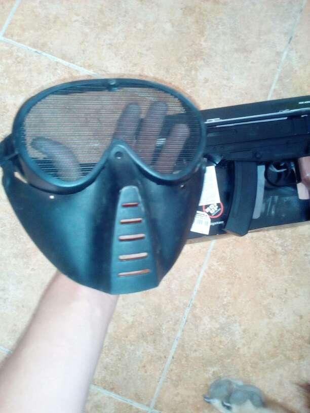 Imagen producto Arma juguete de airsoft:scorpion M37f 2