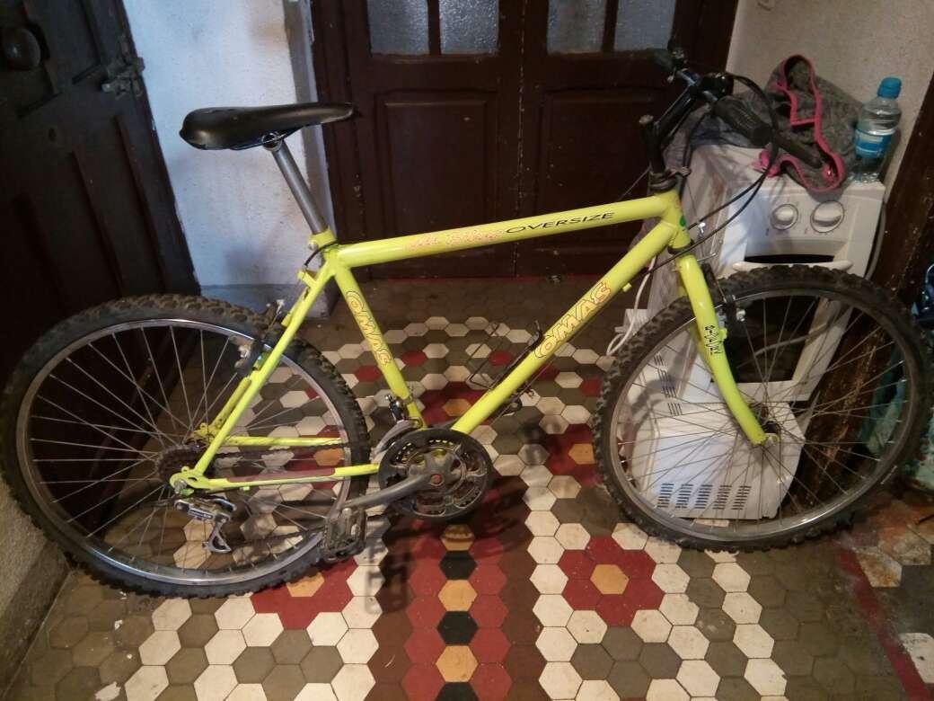 Imagen bici montaña