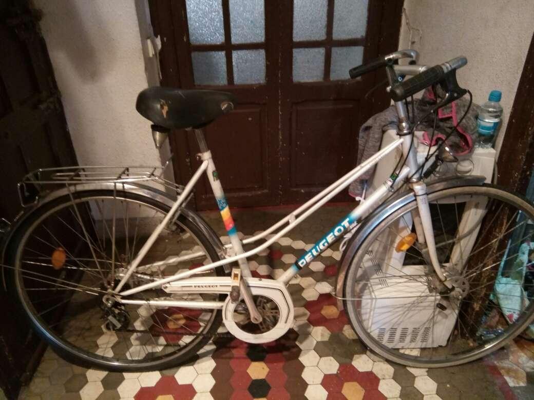 Imagen bicicleta peugot