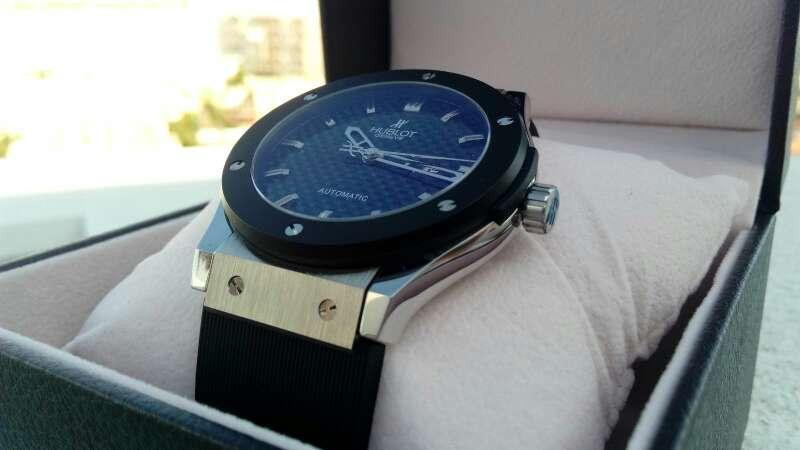 Imagen producto Reloj automático Hblot 2