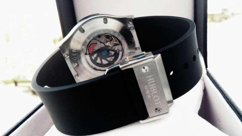 Imagen producto Reloj automático Hblot 4