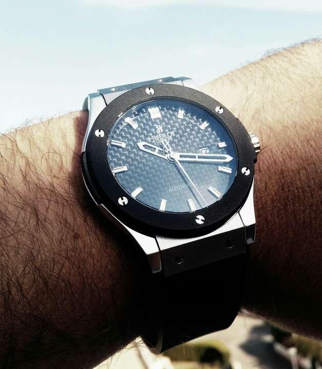 Imagen producto Reloj automático Hblot 5