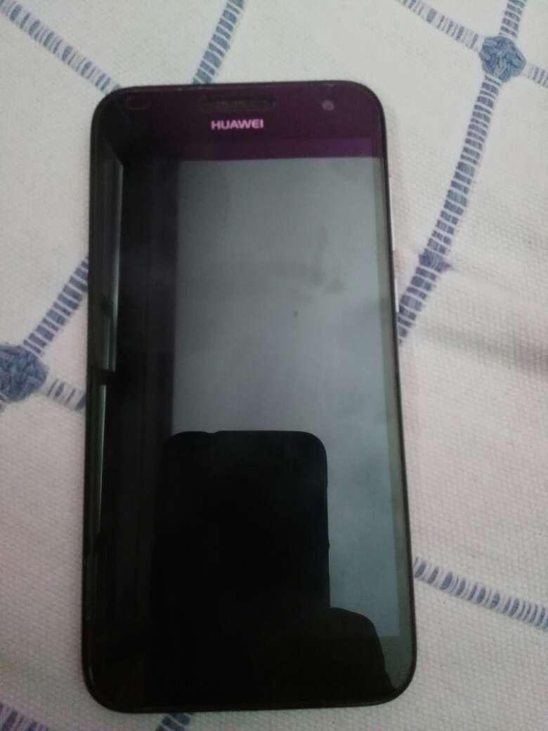 Imagen Huawei G7 seminuevo factura de compra .