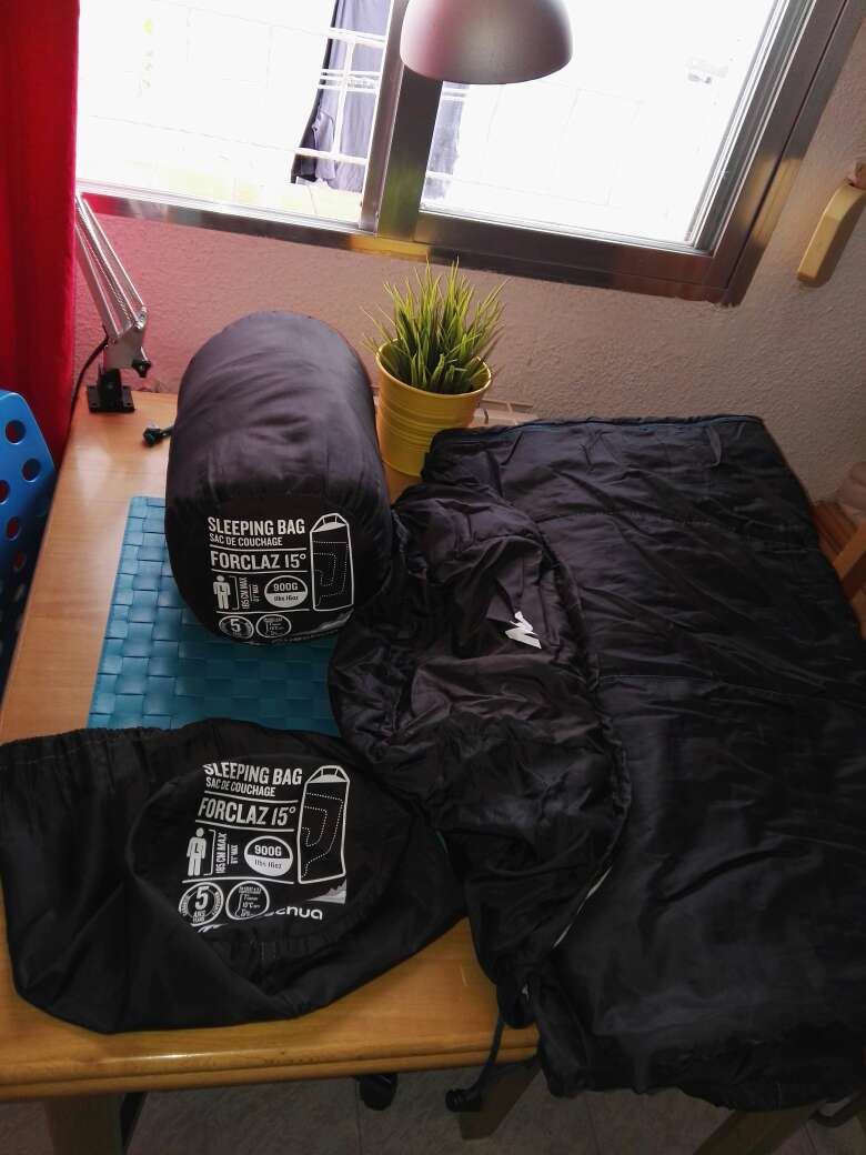 Imagen producto Sacos de dormir ( 2 sacos ) 2