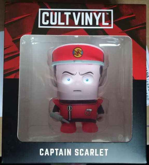 Imagen Captain Scarlet - Cultvinyl