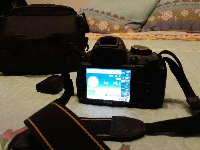 Imagen producto Vendo camara reflex Nikon d3100 3