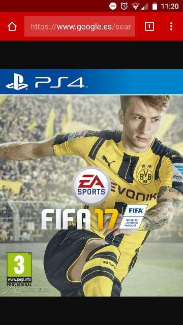 Imagen Fifa 17 nuevo