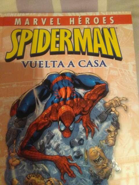 Imagen Marvel heroes spiderman ?vuelta a casa