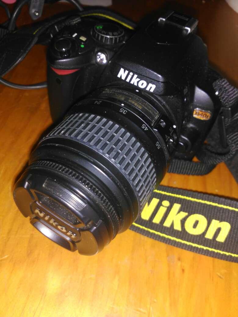 Imagen Cámara Nikon
