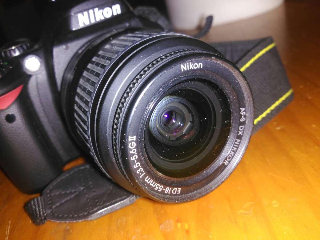 Imagen producto Cámara Nikon 2