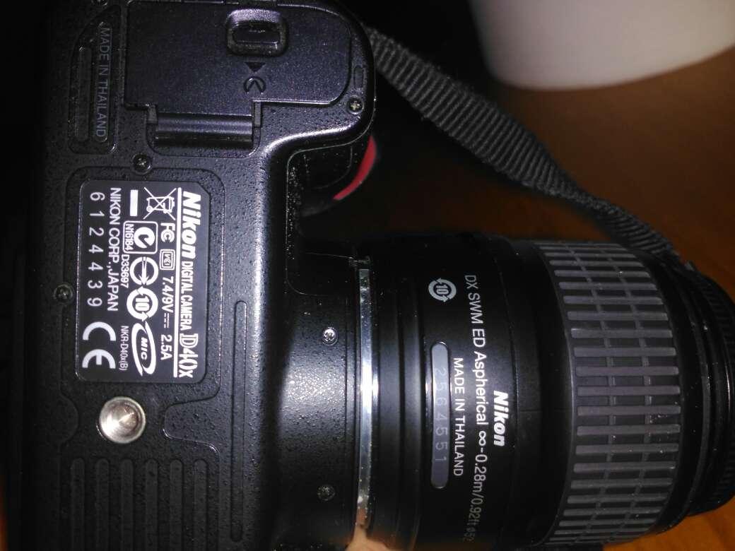 Imagen producto Cámara Nikon 5
