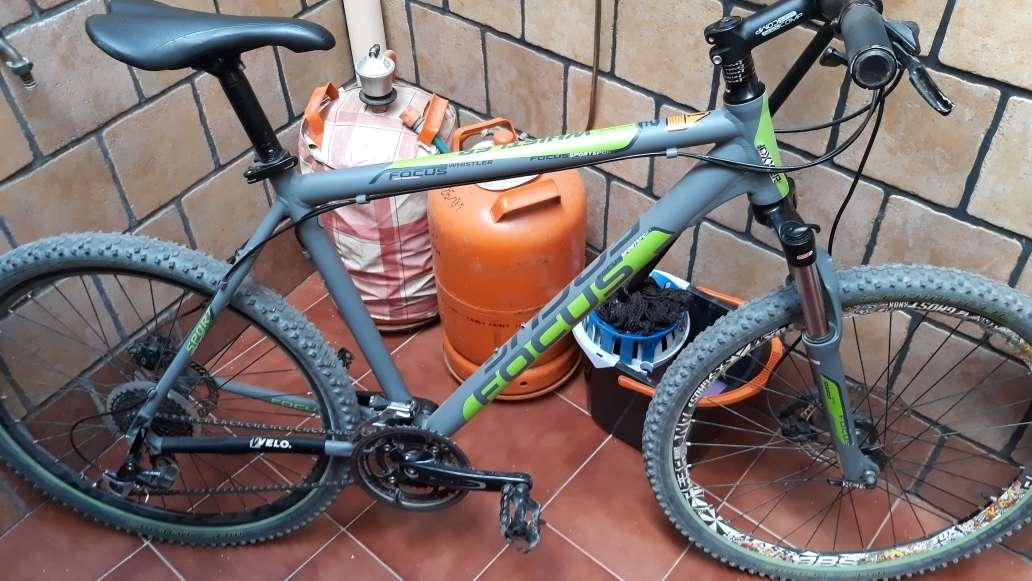 Imagen producto Bicicleta focus de montaña 4