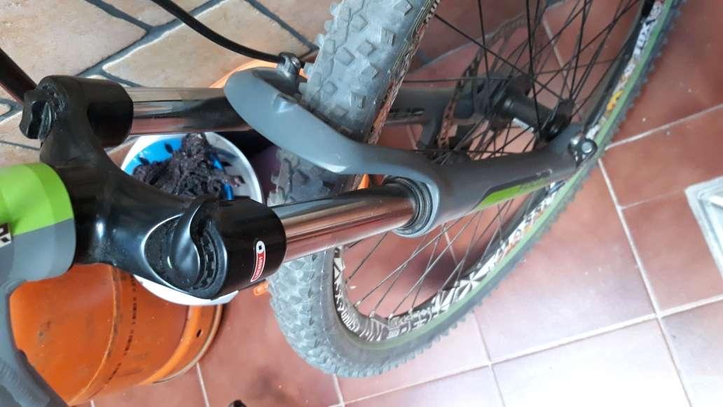 Imagen producto Bicicleta focus de montaña 3