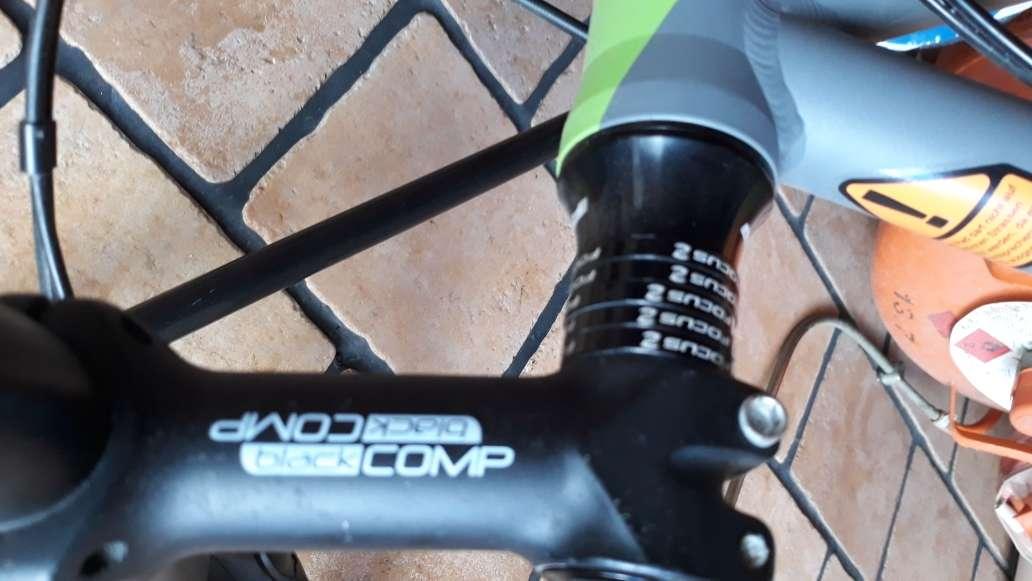 Imagen Bicicleta focus de montaña