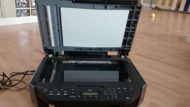 Imagen impresora fotocopiadora