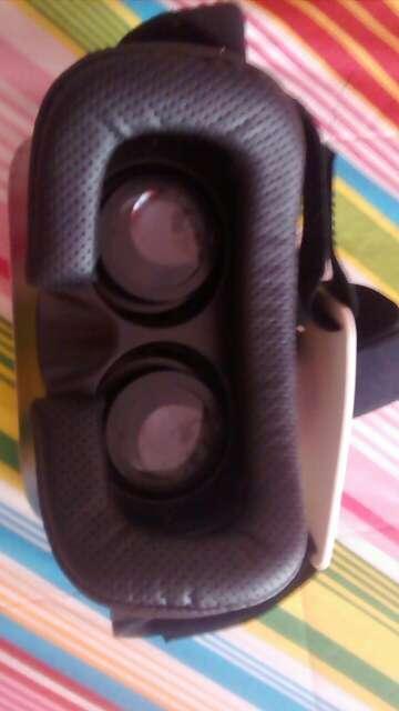 Imagen gafas de realidad virtual