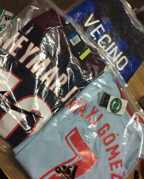 Imagen producto Camisetas de fútbol 1