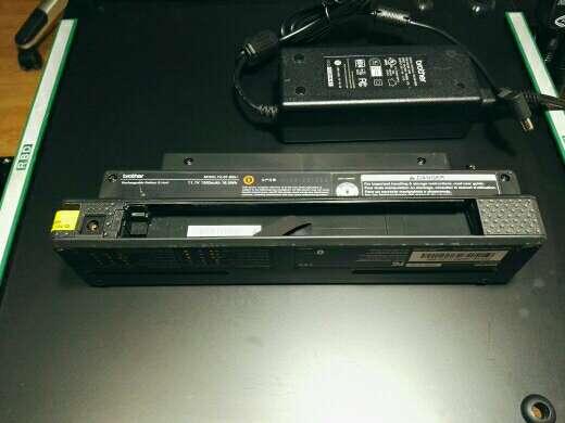 Imagen producto Termocopiadora Brother Pocketjet PJ 663 2